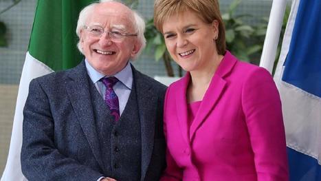 Irish President to receive honorary degree in Edinburgh | edinburgh | Scoop.it