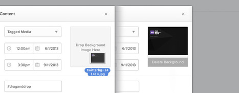 Drag and Drop File Upload with AngularJS | Angularjs | Scoop.it