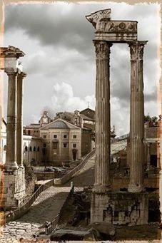 The Roman Forum of Ancient Rome! - Presto Tours Italy | Facebook | Ancient Rome | Scoop.it