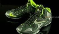 Nike : le coloris Dunkman de retour pour la LeBron XI - BasketUSA | Actualite chaussure | Scoop.it