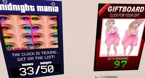 Second Life Freebies and more: Candy and Fashion | Second LIfe Good Stuff | Scoop.it