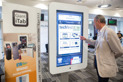 We found Giant iTab on site and of course found a home for it at Tech Fest! / Gallus Events | Enjoy - Really Fresh 'Social Business' News | Scoop.it