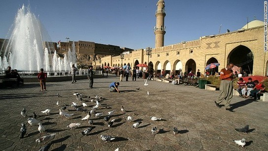 #Erbil How has Iraqi city become a luxury property hot spot?