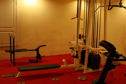 How to Build a Low Cost Home Gym | Exclusive Information About Home Gym Equipment In UK | Scoop.it