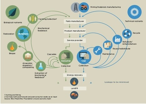 Understanding the Circular Economy concept | Circular IT Economy | Scoop.it