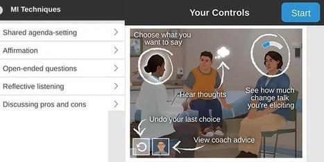 Un serious game pour aider les professionnels de santé à lutter contre l'obésité infantile | Games e Aprendizagem | Scoop.it