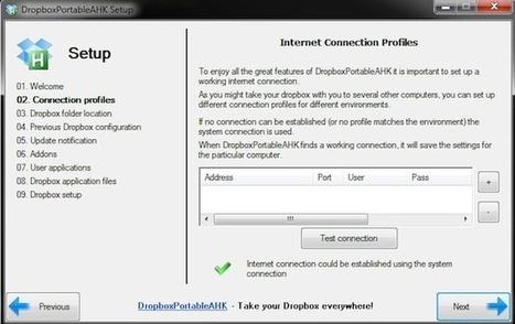 Utiliser 2 comptes Dropbox sur la même machine | Korben | François MAGNAN  Formateur Consultant | Scoop.it