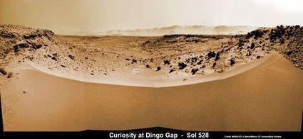A spasso su Marte - Spaziando | Planets, Stars, rockets and Space | Scoop.it