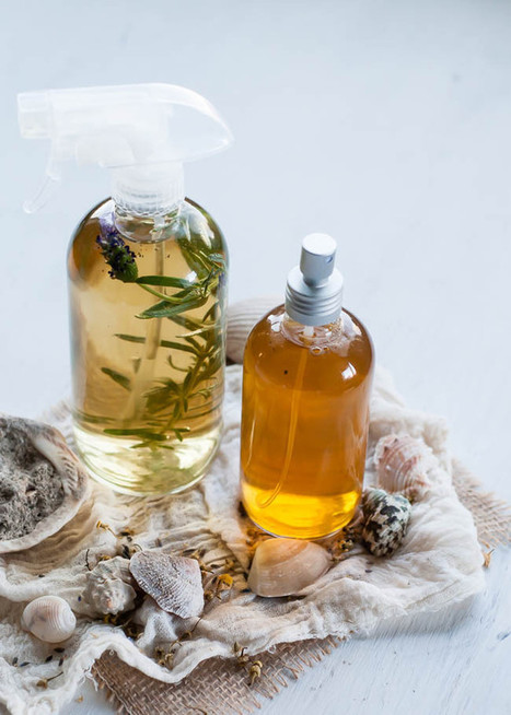 DIY Sea Spray for Hair + Body | Natural Recipes | Scoop.it