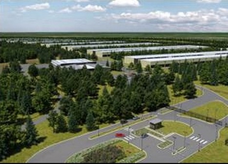 Tech giant Apple to invest €850m in new eco Irish data centre - Independent.ie | Five Regions of the Future | Scoop.it