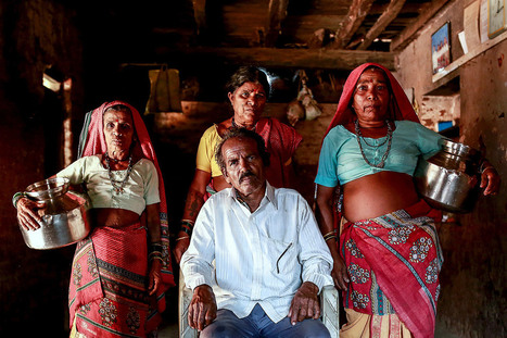 Second wives in western India | Photographer: Danish Siddiqui | PHOTOGRAPHERS | Scoop.it