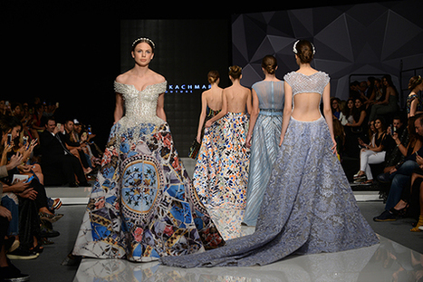 La Fashion Week, « La Mode à Beyrouth », devient internationale pour sa seconde édition - Fashion Spider - Fashion Spider – Mode, Haute Couture, Fashion Week & Night Show | fashion-spider mode | Scoop.it