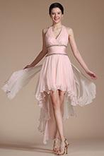 [EUR 69,99] Carlyna 2014 Nouveauté Rose Halter Perles Robe de Cocktail (C04140801) | 2014Carlyna | Scoop.it