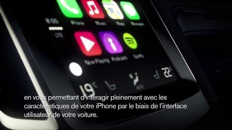 Mobilité intelligente : Volvo & Apple, le parte... | Les Systèmes de Transport Intelligents | Scoop.it