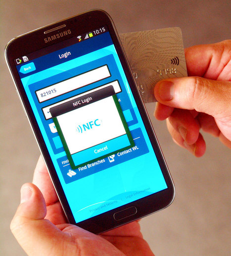 Using NFC, IBM brings dual-factor authentication to mobile | NYL - News YOU Like | Scoop.it