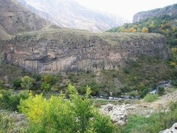 Horseback Riding in Khosrov Reserve | Saving the Wild: Nature Conservation in the Caucasus | Scoop.it