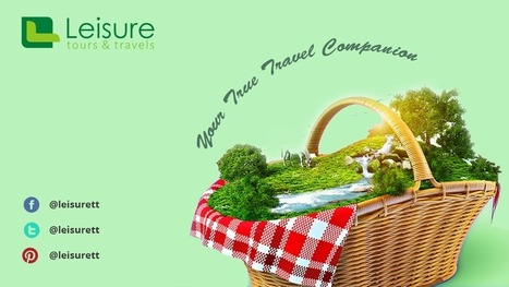 Leisure Tours & Travels, No.A403,Himalaya Arcade, Mahavir Nagar society, Vastrapur, - Google+ | Domestics Tours - Leisure Tours & Travels | Scoop.it