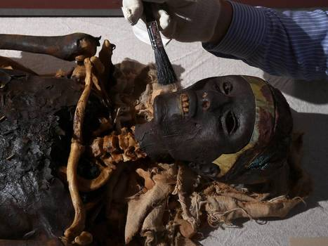 How tourism cursed tomb of King Tut | Ancient Egypt and Nubia | Scoop.it