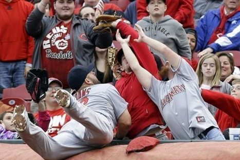 MLB Should Take Action Before Player-Fan Tension Boils over | Facility Management.4484188 | Scoop.it