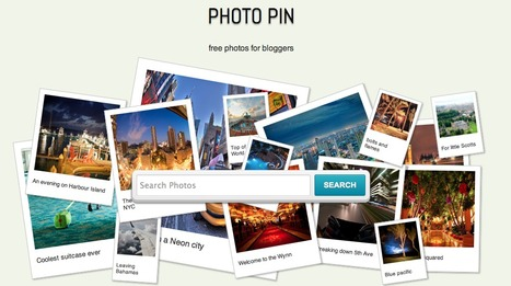 Photo Pin : Add Photos to Your Blog Posts | KgTechnology | Scoop.it
