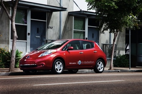 2013 Nissan Leaf will go 25% further, could cost a lot less   Autoblog Green   Green Innovation   Scoop.it