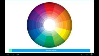 Nuestra nueva aplicacion GRATUITA para colorear MANDALAS Trabajamos la atención y creatividad - Orientacion Andujar | Materiales de Orientación Andújar | Scoop.it