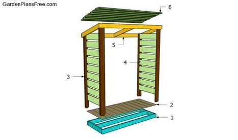 Wood Shed Plans Free | Free Garden Plans - How to build garden projects | Diy Shed Plans Free | Scoop.it