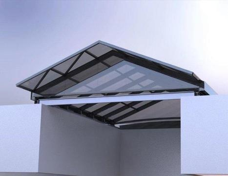 Skymech® Operable Roof Systems - Kennovations | Kennovations | Scoop.it