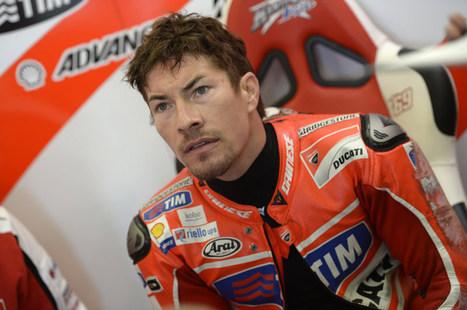 MotoGP Hayden-Aprilia lacks only the signature | Ductalk Ducati News | Scoop.it