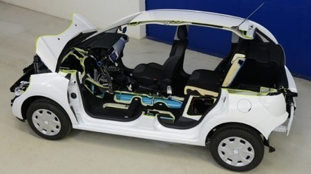 Peugeot Citroen to introduce compressed air hybrid by 2016 | Sustainable Energy | Scoop.it