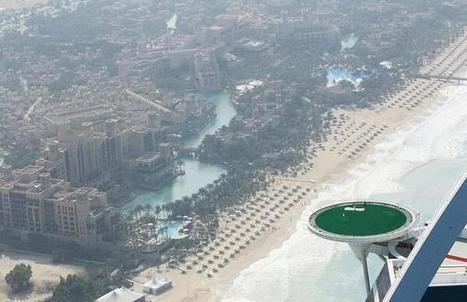Twitter / GoogleEarthPics: Extreme High Golf, Dubai, UAE ... | Golf Marketing | Scoop.it