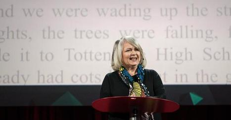 The nit-picking glory of The New Yorker's Comma Queen | Google Lit Trips: Reading About Reading | Scoop.it