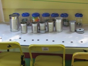 I can day: tin can magnetic play at the discovery table   Teach Preschool   Scoop.it