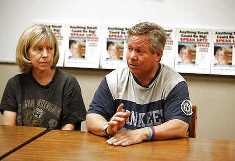 Missing IU student Lauren Spierer's parents sue three men; claim actions led to her death: HeraldTimesOnline.com   Lauren Spierer   Scoop.it