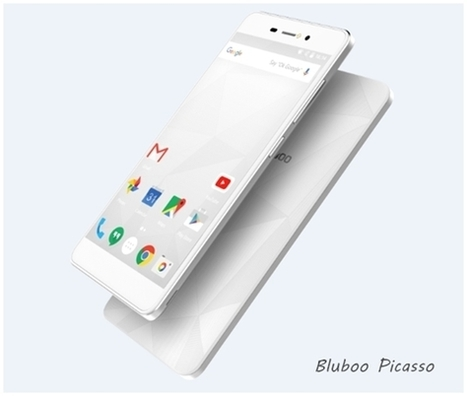 Upcoming Bluboo Picasso, Specs, Price and Release date - New Upcoming smartphones 2016 | Handytechplus.com - Android, Gadget and Laptop specs review | Scoop.it