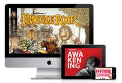 Archaia comics & apps | Companies | Scoop.it