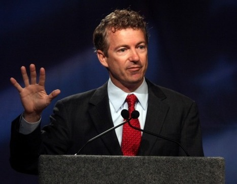 Sen. Rand Paul talks immigration reform and his plan to balance the budget in 5 years | Restore America | Scoop.it