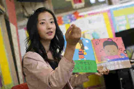 A Kindergartener's Year In A Mandarin-Immersion School   ¡CHISPA!  Dual Language Education   Scoop.it