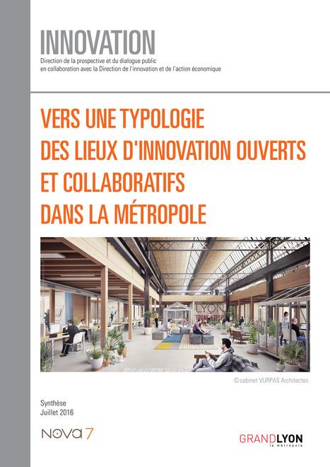 Vers une typologie des lieux d'inovation ouverts et collaboratifs dans la Métropole de Lyon | Innovation sociale | Scoop.it