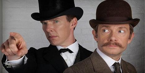 Sherlock Victorian Image Revealed - Magizmos   Tech Scoop   Scoop.it