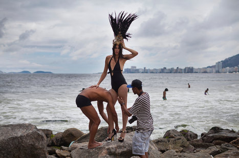 Transgender Models Prosper in Brazil Where Carnival and Faith Reign | The Bright Side of Sao Paulo | Scoop.it