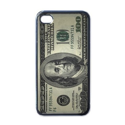 Apple iPhone Case - 100 US Dollar Bill Money Cash - iPhone 4 Case | Merchanstore - Accessories on ArtFire | Custom iPhone 4 or 4S Case Cover | Scoop.it