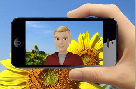 Animate Your Life   Tellagami   L21CS ICT Resources   Scoop.it