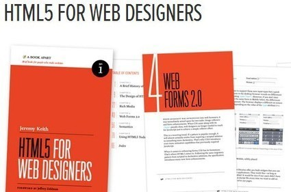 20+ HTML5 Tutorials, Resources & Tips | Intégration Html5-CSS3, Webdesign, Responsive design, mobile first, user experience, | Scoop.it