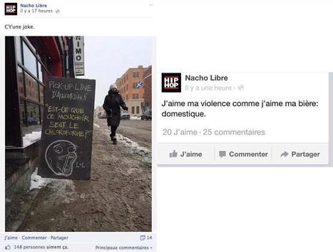 Bad buzz : Quand le bar montréalais Nacho Libre fait des blagues sexistes | Bad buzz : gérer une crise sur les réseaux sociaux | Scoop.it