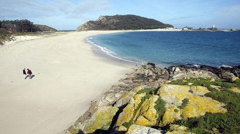Las playas de las islas Cíes, las mejor consideradas de España por los tuiteros | Galicia | Scoop.it