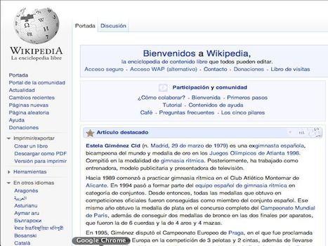 El uso del español en Wikipedia genera inquietudes en investigadores | Educación a Distancia y TIC | Scoop.it