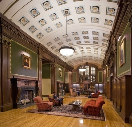 Which of These 10 New England College Libraries Would You Like to Curl Up In? | Academic and Research Libraries | Scoop.it