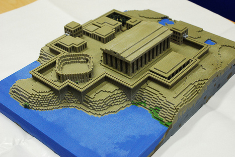 Ancient Greece | 3D Printing and Fabbing | Scoop.it