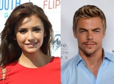 Nina Dobrev dating Derek Hough? – Move over Ian Somerhalder - Examiner.com   Vampire diaries   Scoop.it